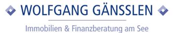 Finanzberatung Gänsslen Konstanz Bodensee Logo